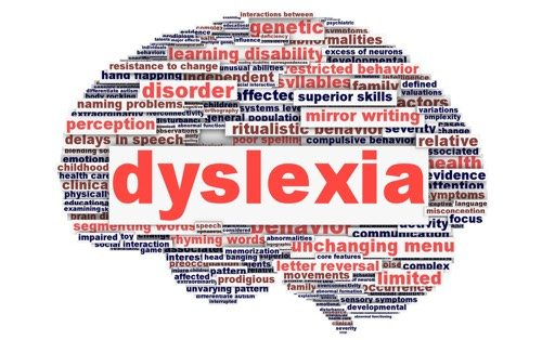They knew me as the dyslexic kid.