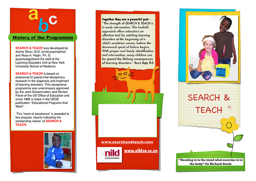 teaching brochures